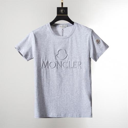 Moncler T-Shirts Short Sleeved For Men #871898