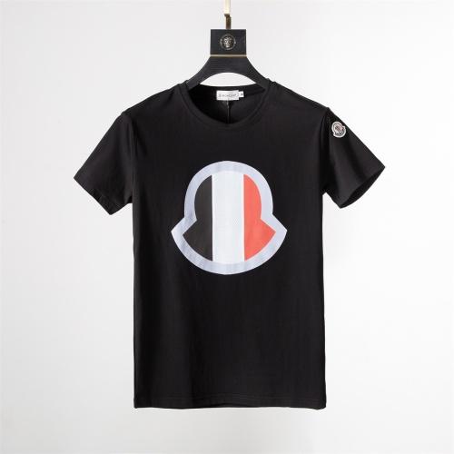 Moncler T-Shirts Short Sleeved For Men #871900