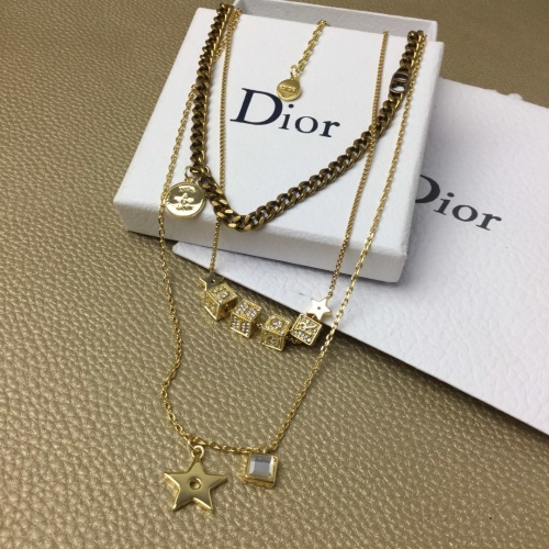 Christian Dior Necklace #872106 $45.00 USD, Wholesale Replica Christian Dior Necklace