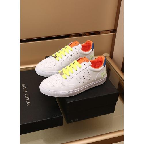 Replica Philipp Plein Shoes For Men #872166 $85.00 USD for Wholesale