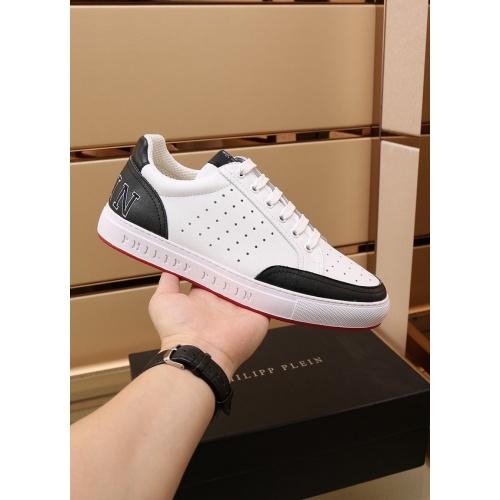 Replica Philipp Plein Shoes For Men #872167 $85.00 USD for Wholesale