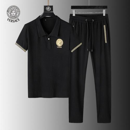 Versace Tracksuits Short Sleeved For Men #872195
