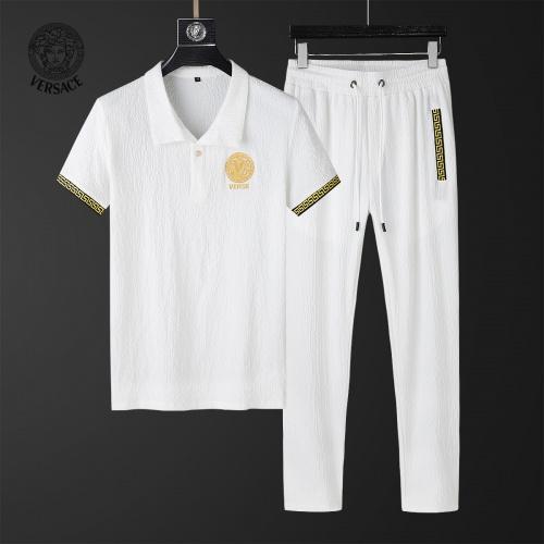 Versace Tracksuits Short Sleeved For Men #872196