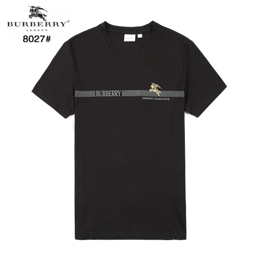 Burberry T-Shirts Short Sleeved For Men #872215