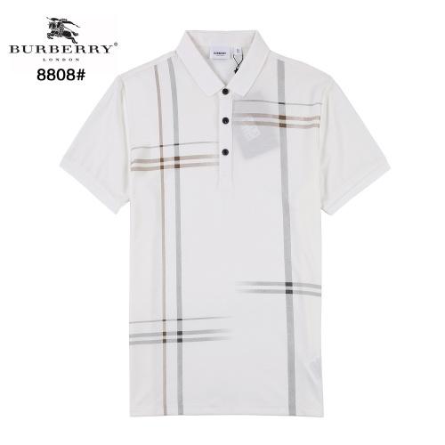 Burberry T-Shirts Short Sleeved For Men #872228