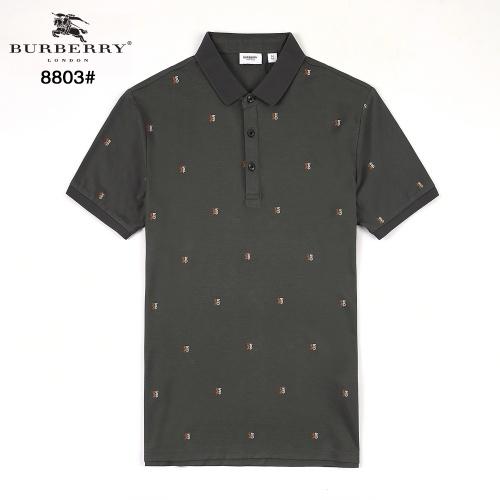 Burberry T-Shirts Short Sleeved For Men #872229