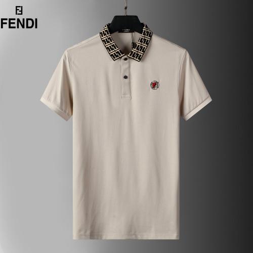 Fendi T-Shirts Short Sleeved For Men #872241