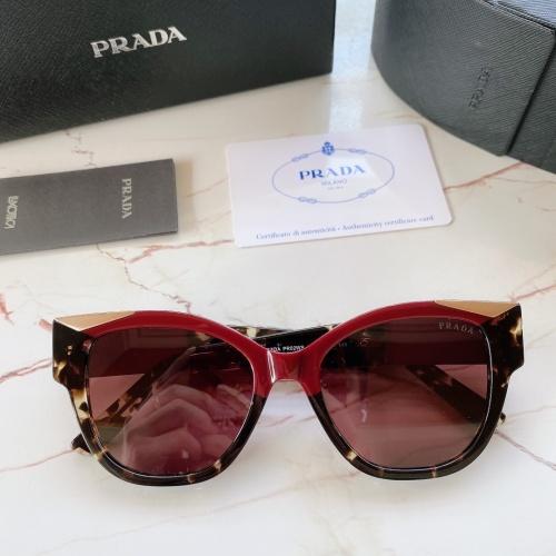 Prada AAA Quality Sunglasses #872259