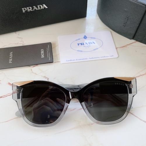 Prada AAA Quality Sunglasses #872261