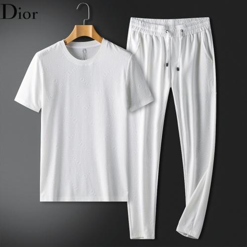 Christian Dior Tracksuits Short Sleeved For Men #872285