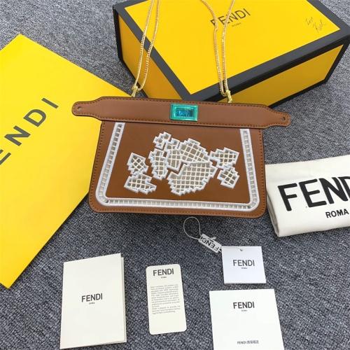 Fendi AAA Messenger Bags For Women #872314