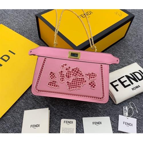 Fendi AAA Messenger Bags For Women #872315