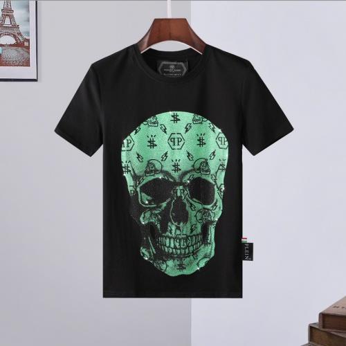 Philipp Plein PP T-Shirts Short Sleeved For Men #872470 $29.00 USD, Wholesale Replica Philipp Plein PP T-Shirts