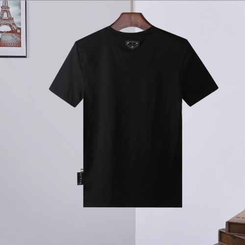 Replica Philipp Plein PP T-Shirts Short Sleeved For Men #872470 $29.00 USD for Wholesale