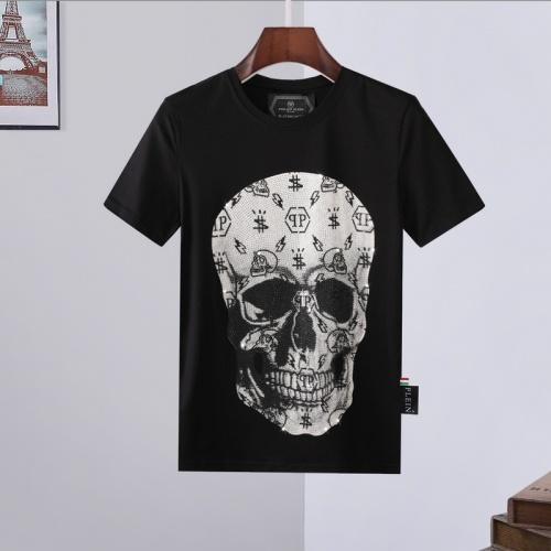 Philipp Plein PP T-Shirts Short Sleeved For Men #872472 $29.00 USD, Wholesale Replica Philipp Plein PP T-Shirts