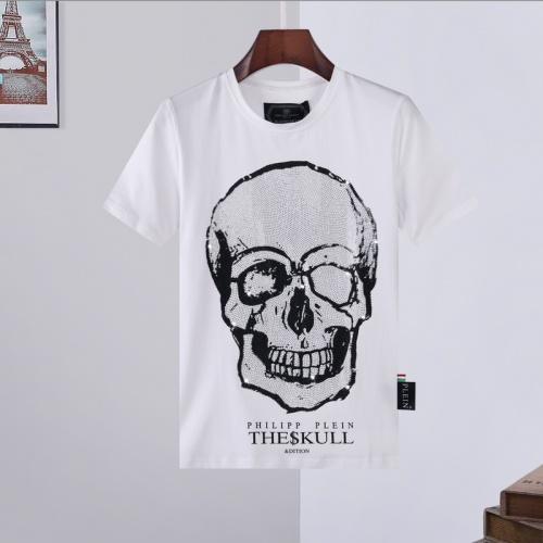 Philipp Plein PP T-Shirts Short Sleeved For Men #872473