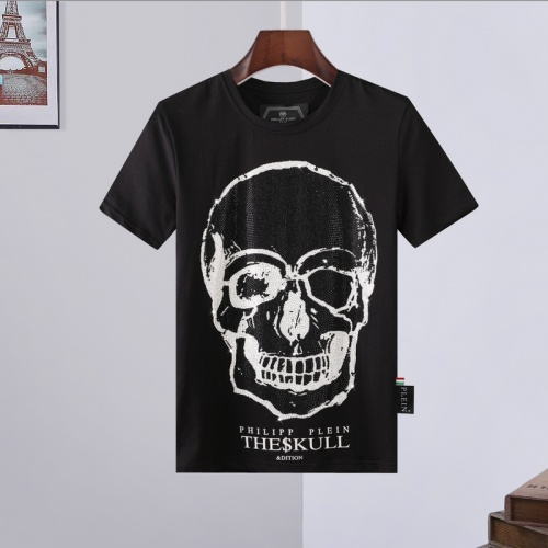 Philipp Plein PP T-Shirts Short Sleeved For Men #872474 $29.00 USD, Wholesale Replica Philipp Plein PP T-Shirts