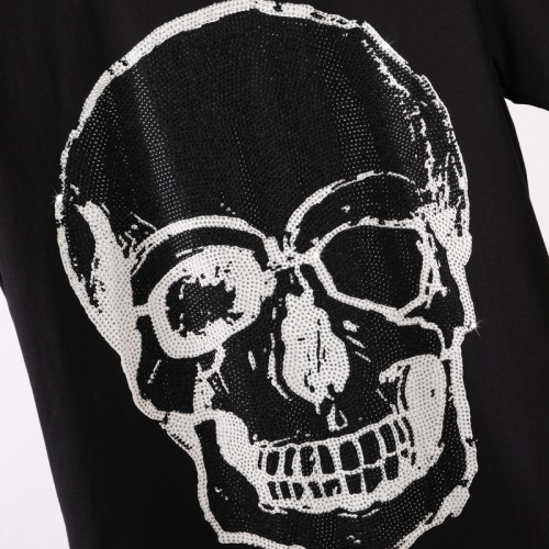 Replica Philipp Plein PP T-Shirts Short Sleeved For Men #872474 $29.00 USD for Wholesale