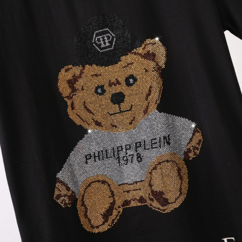 Replica Philipp Plein PP T-Shirts Short Sleeved For Men #872476 $29.00 USD for Wholesale
