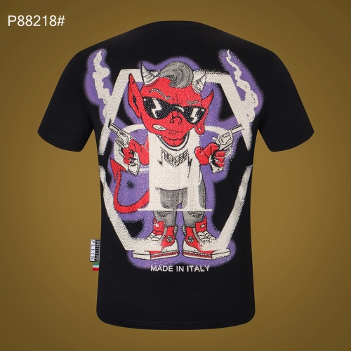Philipp Plein PP T-Shirts Short Sleeved For Men #872477 $32.00 USD, Wholesale Replica Philipp Plein PP T-Shirts