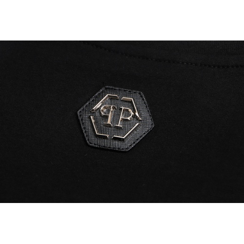 Replica Philipp Plein PP T-Shirts Short Sleeved For Men #872479 $32.00 USD for Wholesale