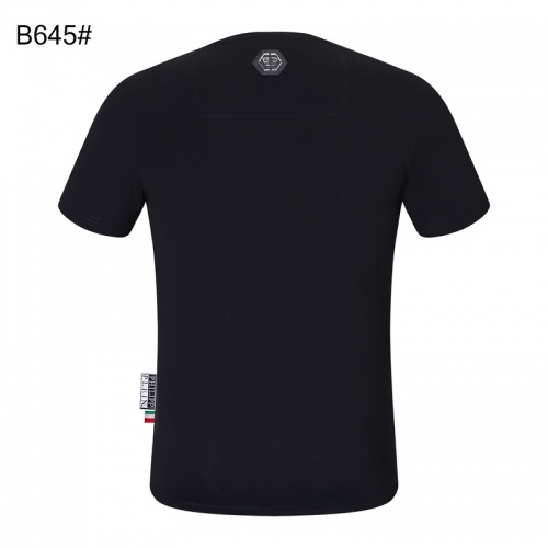 Replica Philipp Plein PP T-Shirts Short Sleeved For Men #872481 $29.00 USD for Wholesale
