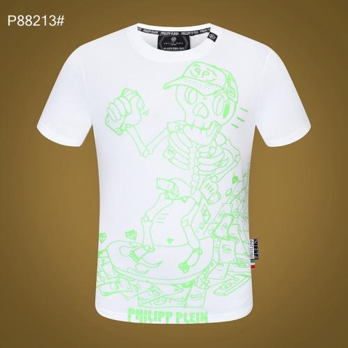 Philipp Plein PP T-Shirts Short Sleeved For Men #872482