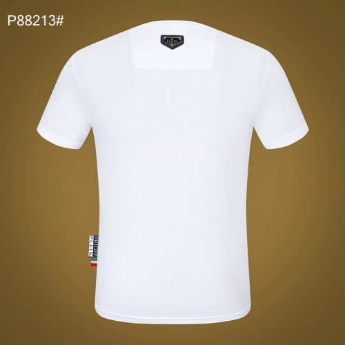 Replica Philipp Plein PP T-Shirts Short Sleeved For Men #872482 $29.00 USD for Wholesale
