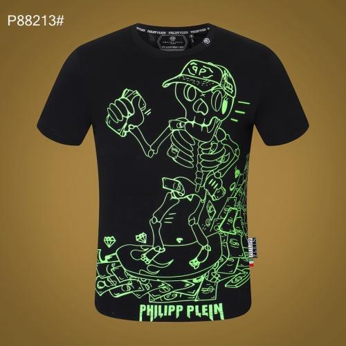 Philipp Plein PP T-Shirts Short Sleeved For Men #872483 $29.00 USD, Wholesale Replica Philipp Plein PP T-Shirts