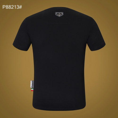 Replica Philipp Plein PP T-Shirts Short Sleeved For Men #872483 $29.00 USD for Wholesale