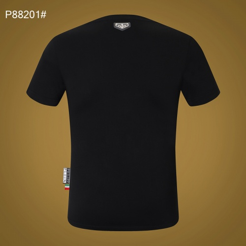 Replica Philipp Plein PP T-Shirts Short Sleeved For Men #872485 $32.00 USD for Wholesale