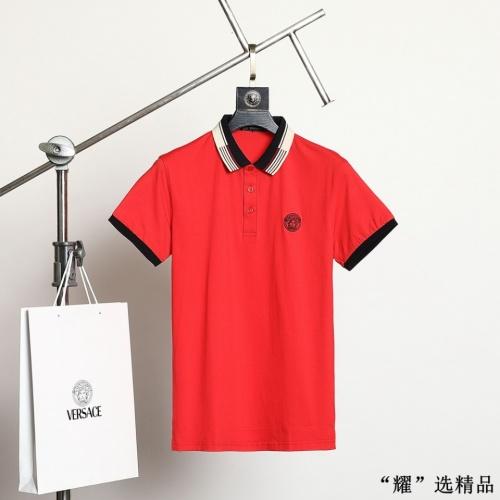 Versace T-Shirts Short Sleeved For Men #872568