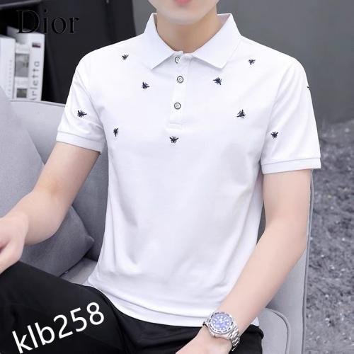 Christian Dior T-Shirts Short Sleeved For Men #872577