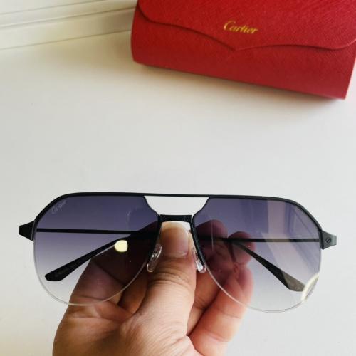 Cartier AAA Quality Sunglasses #872695