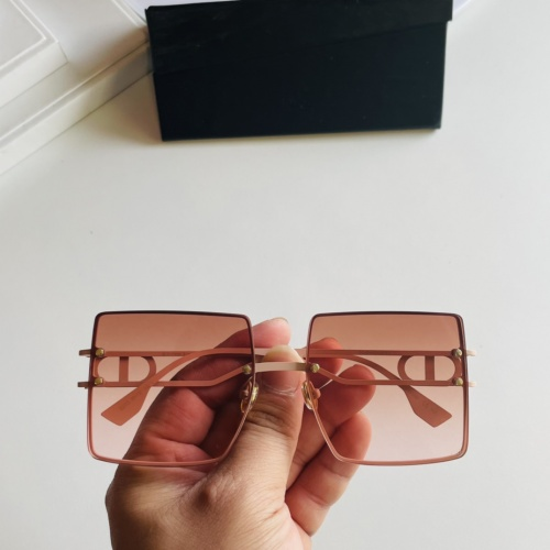 Christian Dior AAA Quality Sunglasses #872706