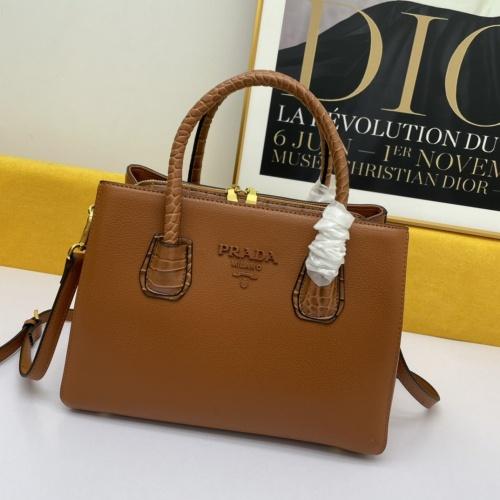 Prada AAA Quality Handbags For Women #872750