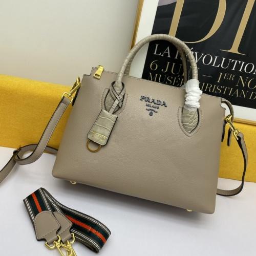 Prada AAA Quality Handbags For Women #872756