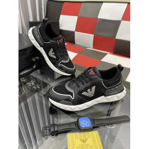 Armani Casual Shoes For Men #872854