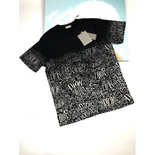 Christian Dior T-Shirts Short Sleeved For Men #872953