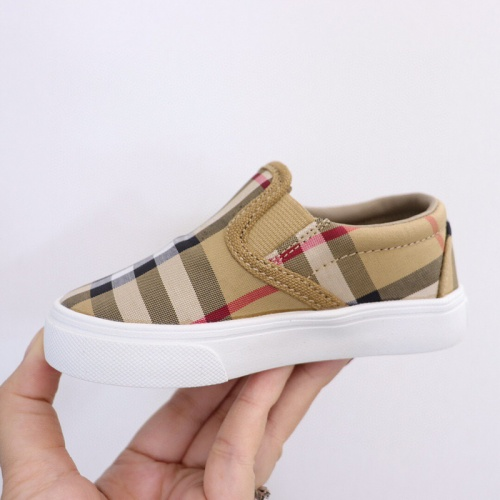 Replica Burberry Kids\' Shoes For Kids #873003 $42.00 USD for Wholesale