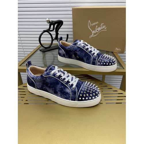 Christian Louboutin Fashion Shoes For Men #873123 $92.00 USD, Wholesale Replica Christian Louboutin Fashion Shoes