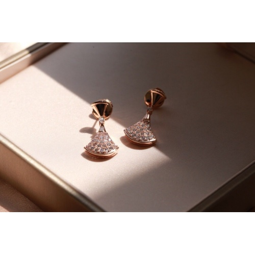 Bvlgari Earrings #873199 $38.00 USD, Wholesale Replica Bvlgari Earrings