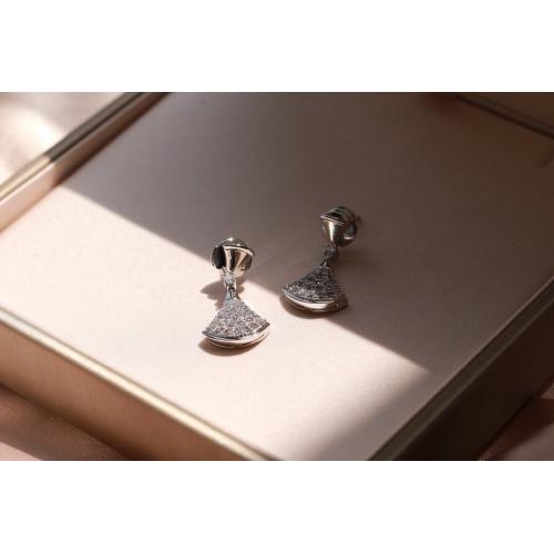 Bvlgari Earrings #873200 $38.00 USD, Wholesale Replica Bvlgari Earrings