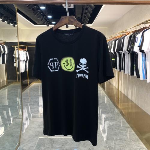 Philipp Plein PP T-Shirts Short Sleeved For Men #873311 $41.00 USD, Wholesale Replica Philipp Plein PP T-Shirts