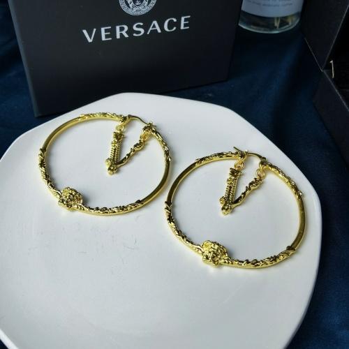 Versace Earrings #873406