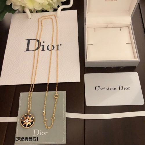 Christian Dior Necklace #873483 $36.00 USD, Wholesale Replica Christian Dior Necklace