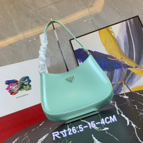 Prada AAA Quality Messeger Bags For Women #873496