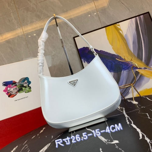 Prada AAA Quality Messeger Bags For Women #873497