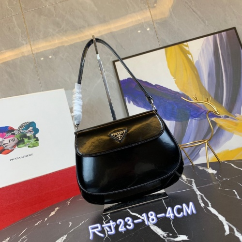 Prada AAA Quality Messeger Bags For Women #873504
