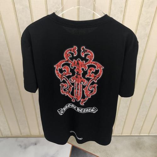 Chrome Hearts T-Shrits Short Sleeved For Men #873543